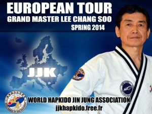 European tour 2014 GM Lee Chang Soo